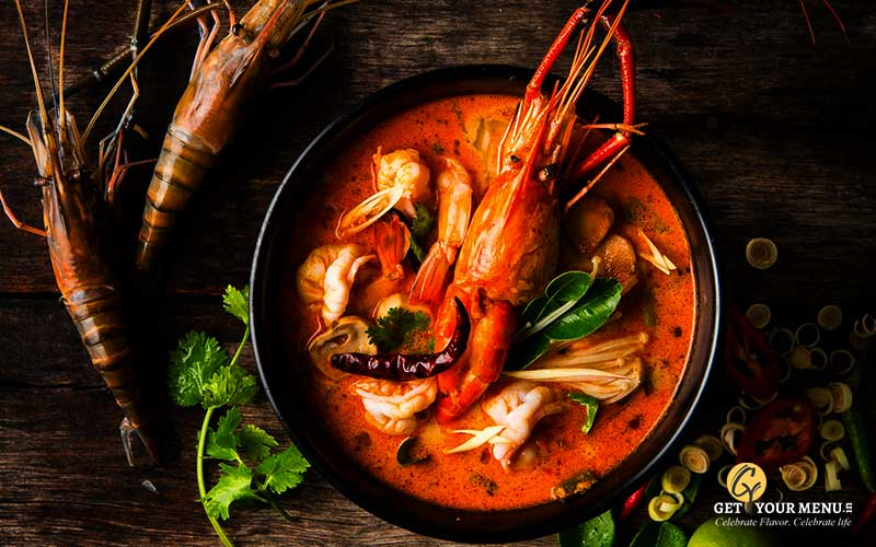 Thai Catering Service Image 9