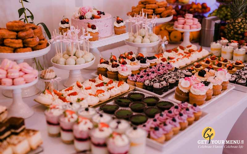 Christian Wedding Catering Service Image 8