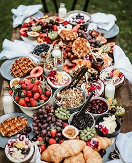 Christian Wedding Catering Service